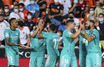 Menang Vs Valencia, Ancelotti: Madrid Punya Daya Juang