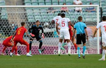 Wales dan Swiss Bermain Imbang 1-1