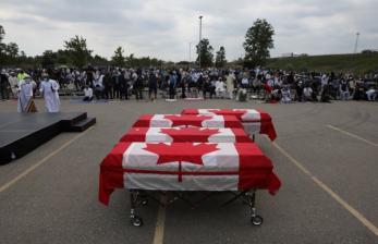 Pemerintah Kanada Gelar Pertemuan Janji Lawan Islamofobia