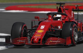 Vettel Salahkan Mobilnya yang Sulit Dikendarai