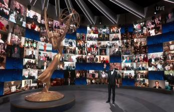 Momen Paling Kacau di Emmy Awards 2020 Virtual