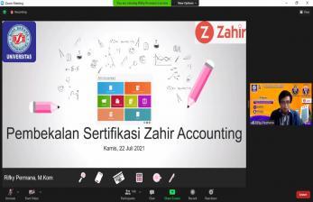 Pentingnya Mahasiswa Miliki Sertifikasi <em>Zahir Accounting</em>