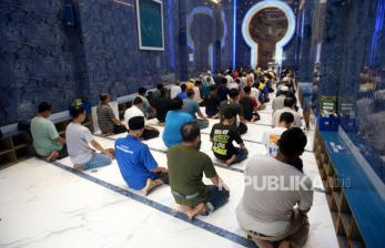 MUI Jakarta Persilahkan Umat Muslim Shalat di Masjid