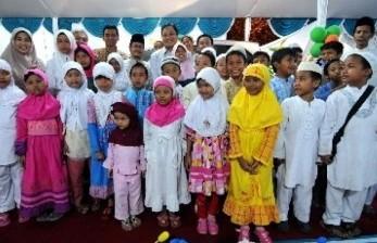 750 Warga Jakarta Utara Terima Santunan Muharram