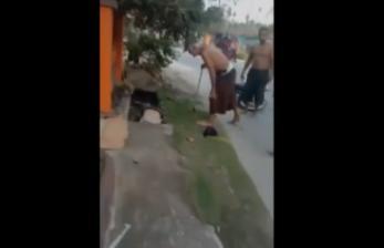 Ini Video Pembunuhan Ketua MUI Labura yang Menjadi Viral