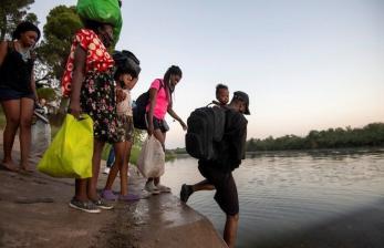 Ribuan Migran Gelap di AS Diproses