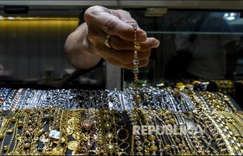 Kemenperin Dorong IKM Perhiasan Agar Mampu Bangkit