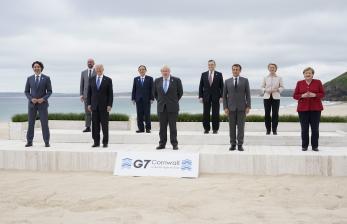 China Kecam Komunike G7 Soal Xinjiang, Taiwan, dan Hong Kong