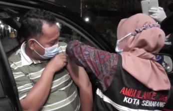 Semarang Gelar Vaksinasi Lantatur Selama Ramadhan