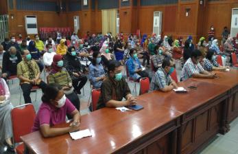 Surabaya Libatkan RT dan RW untuk Putus Mata Rantai Covid-19