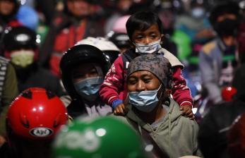 1,2 Juta Warga Tinggal Jakarta Selama Larangan Mudik