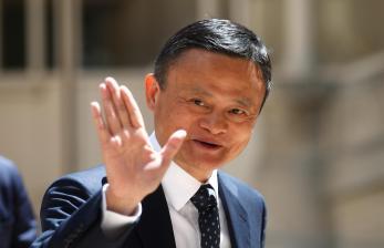 Saat Jack Ma Tampil Kembali di Publik