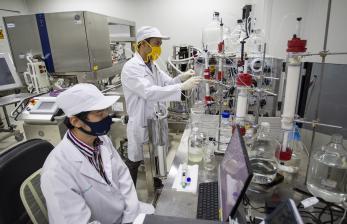 Bio Farma Targetkan Penguasaan Teknologi Baru Vaksin Covid