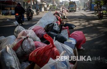 Jumlah Sampah Warga DKI Jakarta Turun Saat Lebaran