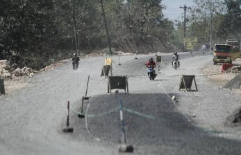 Gunung Sewu tak Masuk Geopark di Gunung Kidul