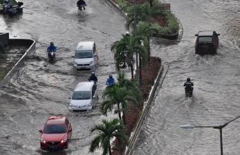 Warga Ancol Diminta Waspada Banjir Rob Malam Ini