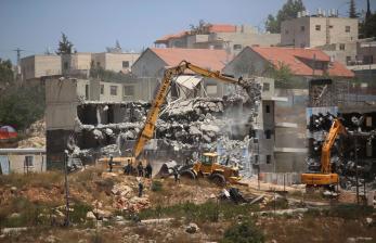 Israel Menahan 20 Warga Palestina dalam Penggeledahan