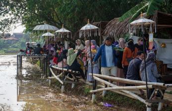 In Picture: Melihat Wisata Kuliner Ubud Brayo