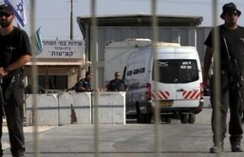 Tahanan Wanita Palestina Diinterogasi dengan Kata Cabul