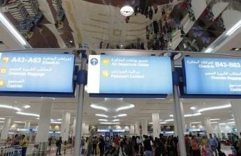 Uni Emirat Arab Larang Pelancong dari3 Negara Ini