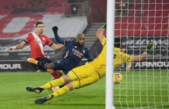 Arsenal Gasak Southampton, Mulai Dekati Papan Atas