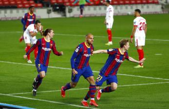 Barcelona ke Final Copa Del Rey Lewat Kemenangan Dramatis