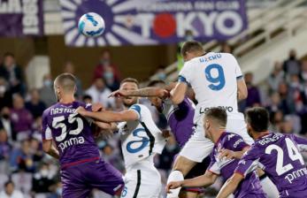 Inter Bekuk Sepuluh Pemain Fiorentina