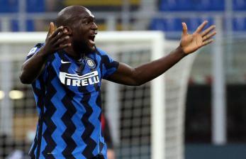 Tifosi Inter Milan Gelar Protes Terkait Lukaku