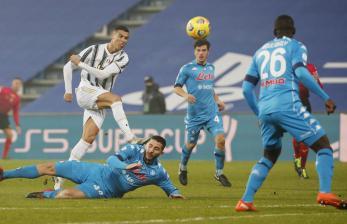 Juventus Amankan Gelar Piala Super Italia