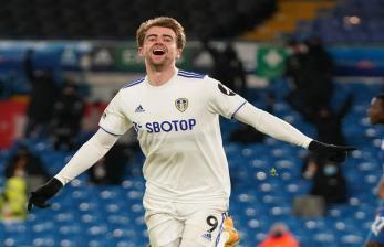 Bamford: Leeds Seharusnya Menang Lawan Liverpool