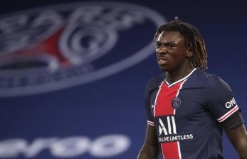 Dua Gol Kean Bawa PSG Tundukkan Istanbuk Basaksehir