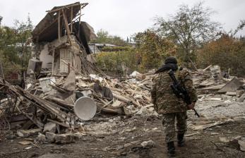 Empat Warga Sipil Meninggal, Azerbaijan Salahkan Armenia