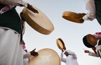 Perayaan Idul Fitri yang Beragam Kembali Hidup di Saudi