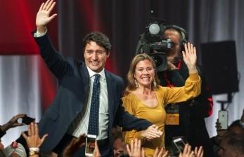 Istri PM Kanada Membaik dari Covid-19