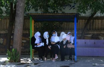 Taliban Baru Izinkan Anak Laki-Laki yang Boleh Sekolah
