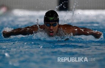 Dua Perenang Indonesia Kantongi Wild Card Olimpaide