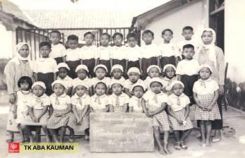 Menengok Kurikulum TK ABA 'Aisyiyah di Awal 1950-an