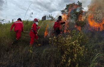 91 Titik Api Terdeteksi di Riau