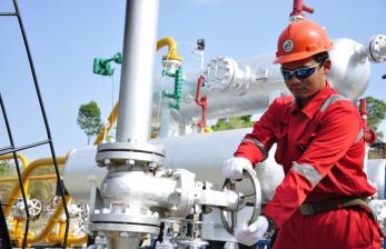 Pertamina Tandatangani Penjualan Gas Bumi Sebesar 318 BBTUD