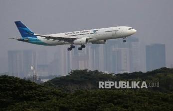 Garuda Masih Layani Penerbangan ke Malaysia Saat <em>Lockdown</em>