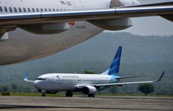 Negoisasi Jadi Pilihan Utama Selamatkan Garuda Indonesia