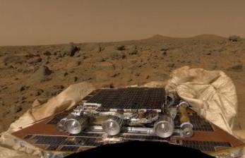 NASA akan Jelajahi Kawah Jezero Mars