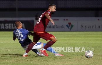 <em>Caretaker </em>Borneo FC Apresiasi Pemainnya Usai Tahan Persib