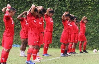 Madura United Tingkatkan Intensitas Latihan