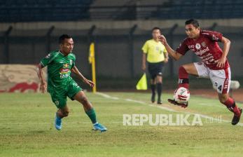 PSS Sleman Taklukkan Bali United Lewat Adu Penalti