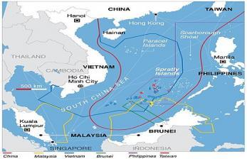 Filipina Protes Keras ke China