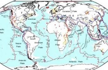 Lempeng Tektonik Tersembunyi di Bawah Samudera Pasifik