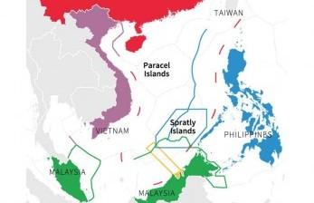Vietnam Protes Kapal Nelayan Mereka Ditenggelamkan China