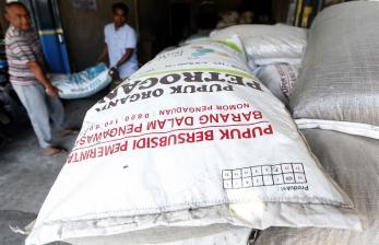 1.200 petani Pekanbaru mendapat Kartu Tani