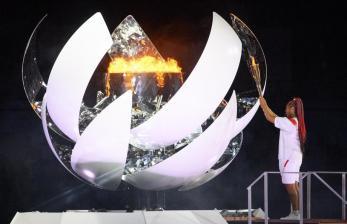 Naomi Osaka Sulut Kaldron Api pada Pembukaan Olimpiade Tokyo